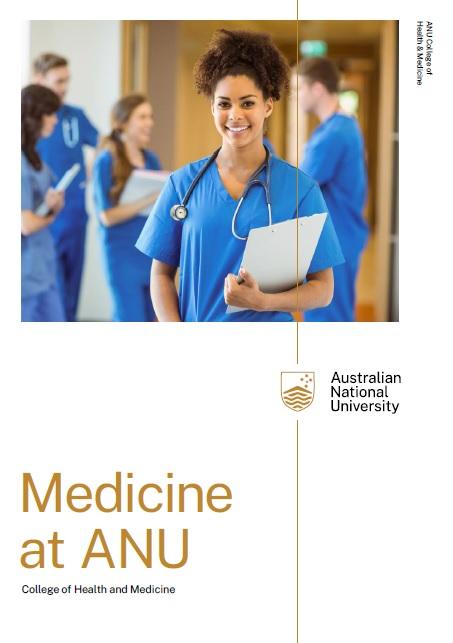 Medicine at ANU