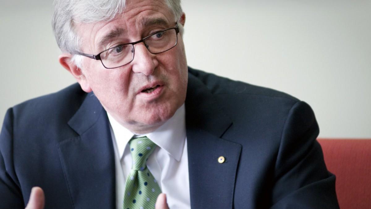 Professor Sir Edward Byrne