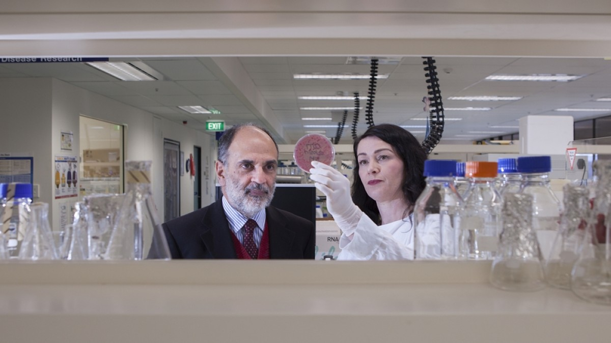 Dr Paul Pavli is a Senior Staff Specialist in gastroenterology at the Canberra Hospital and Professor at the ANU Medical School. Dr Claire O'Brien is an NHMRC Peter Doherty Biomedical Research Fellow at the ANU Medical School.