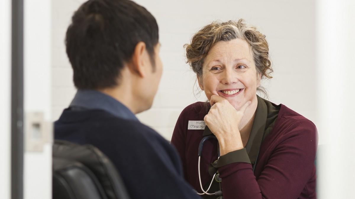 Associate Professor Christine Phillips teaches Social Foundations of Medicine at the ANU Medical School