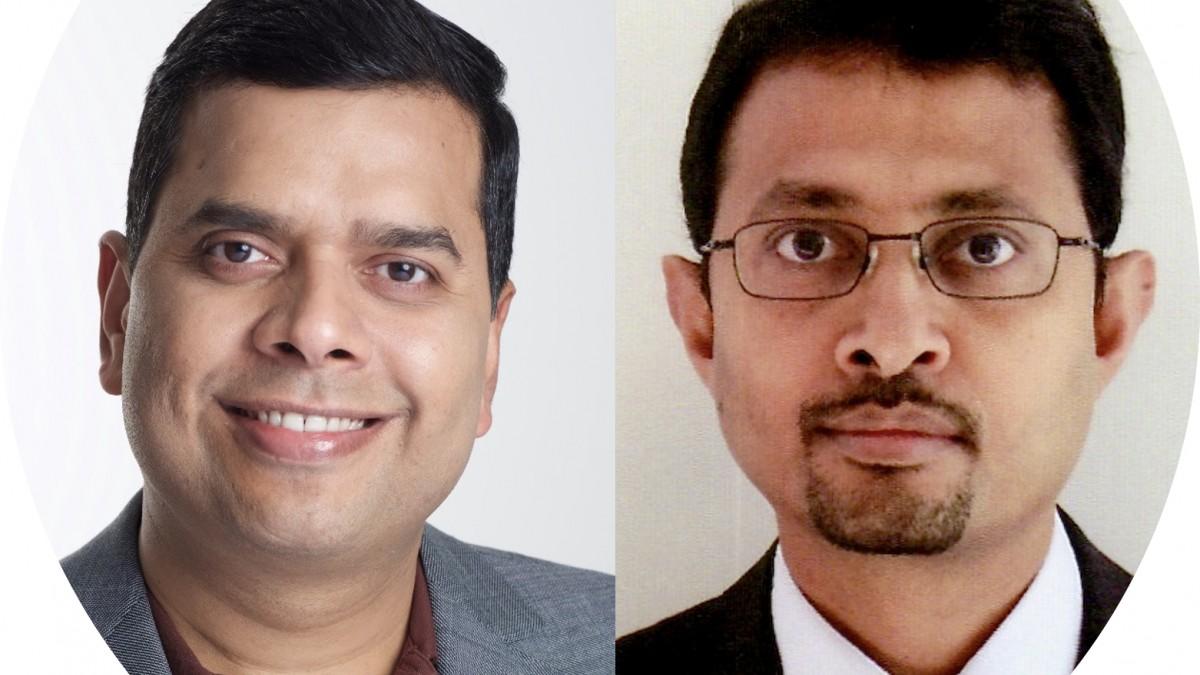 A/Prof. Rajeev Pathak & Dr Charles Itty