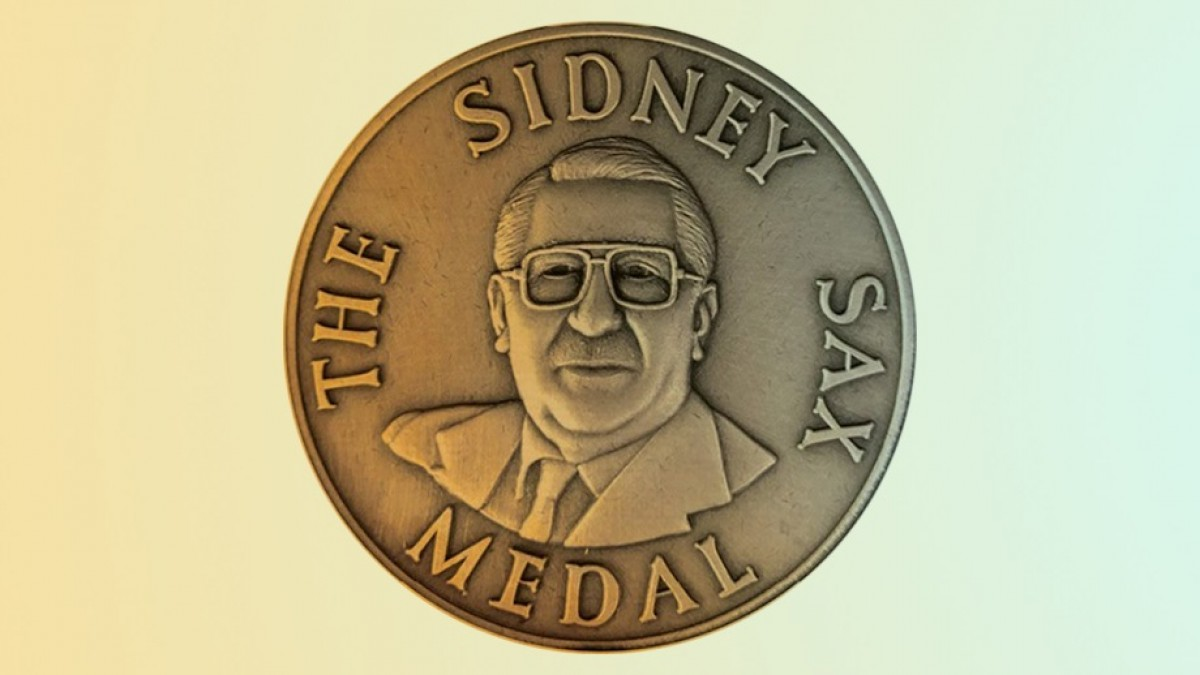 Sidney Sax Medal