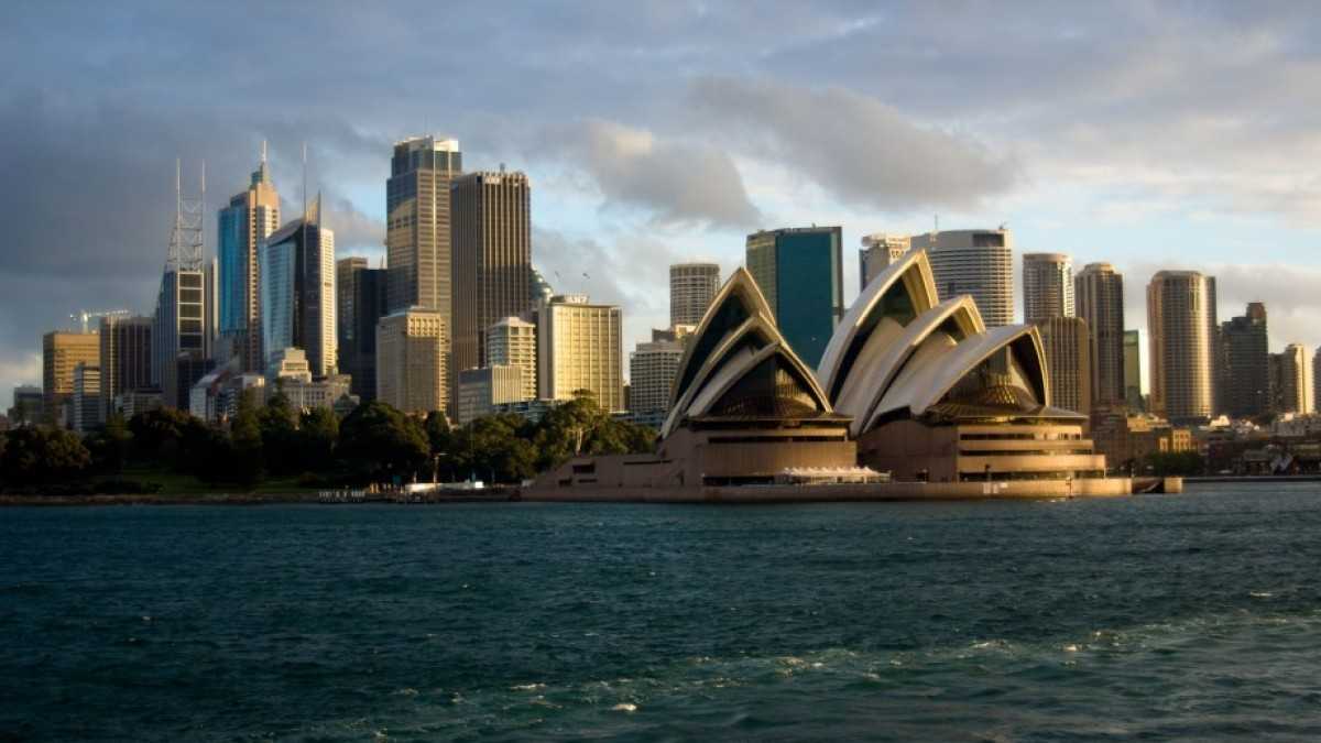Sydney Harbour, photo by Corey Leopold on flickr