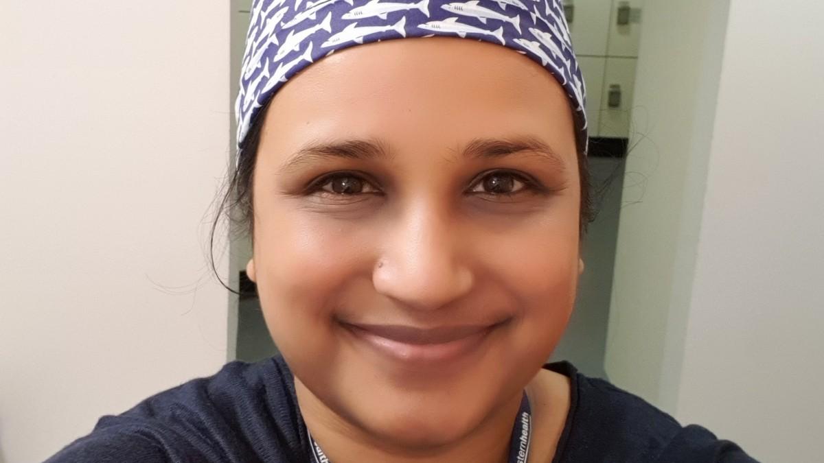 Dr Amrita Varma